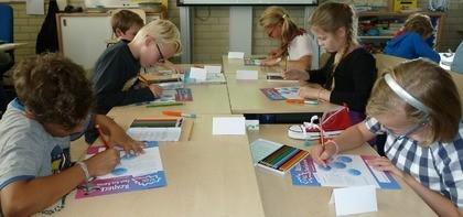 Werken aan lesbrief (gr. 5-6)
