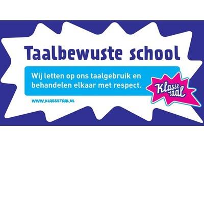 Bord Taalbewuste school