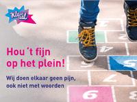 Schoolpleinborden voor SBO De Wissel
