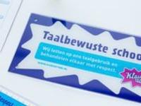 "Predicaat ""Taalbewuste School"""